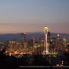 sunrise from Kerry Park #1
