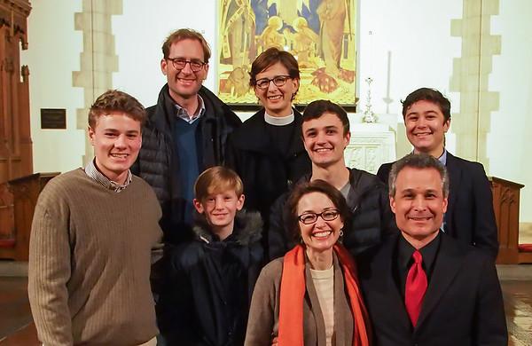 Origo at Trinity College Chapel  2-5-17