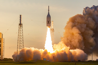 Orion Ascent Abort Test (AA2)