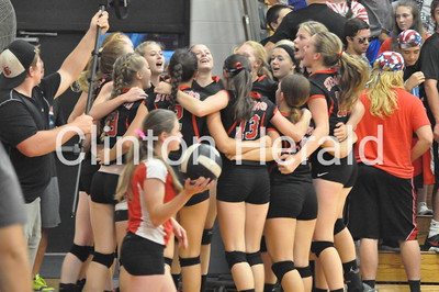 Orion at Fulton volleyball (9-15-16)