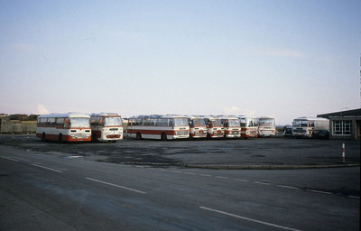 Peace Kirkwall Line Up Kirkwall Bus Stn Sep 82