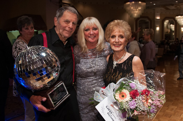 Dancing w the Senior Stars