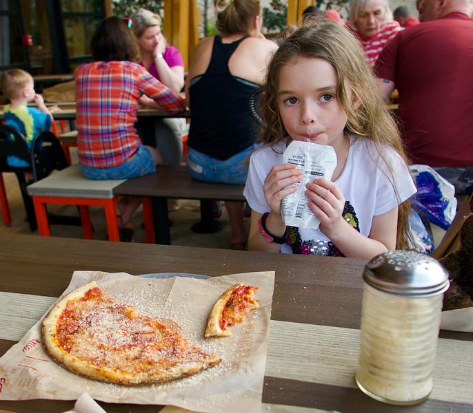 Disney Springs - Blaze Pizza