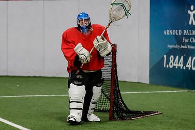 Box Lacrosse: Tuesday Night Box Lacrosse XL Soccer World