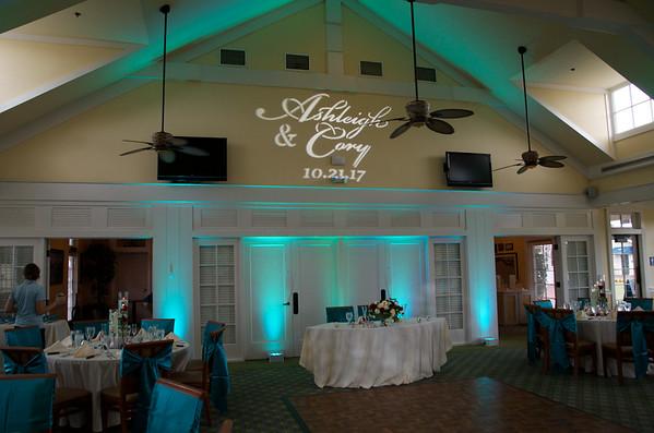 Orlando Event Pros Present a Wedding Reception