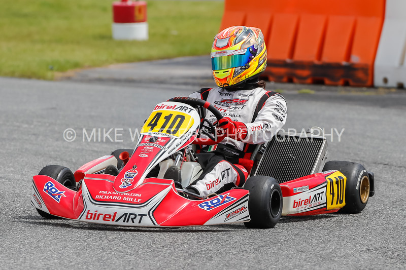 Sept 27, 2020, Orlando, FL, USA; Drivers compete in the Shiffter Kart division during Round 12 of the Orlando Open race at the Orlando Kart Center Speedway. Mandatory credit: Mike Watters