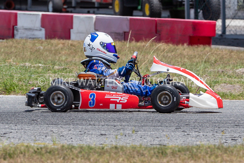 May 17, 2020, Orlando, FL, USA; Drivers compete in round 2, race 8 of the Orlando Open race at The Orlando Kart Center Speedway. Mandatory credit: Mike Watters