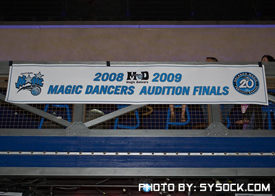 Welcome to the 2008-2009 Magic Dancers auditions!