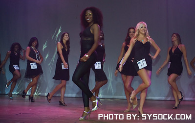 The finalists kick off the show during the opening production.
