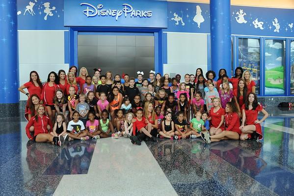 Orlando Predators Dance Camp 6-27-15