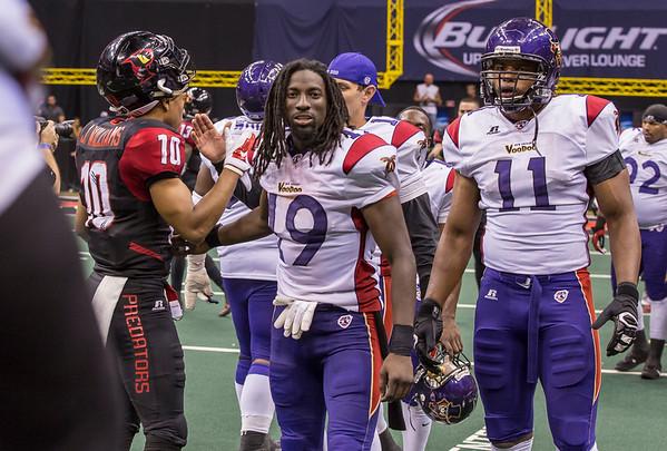 Part 3 Orlando Predators VS New Orleans Voodoo 6-27-15