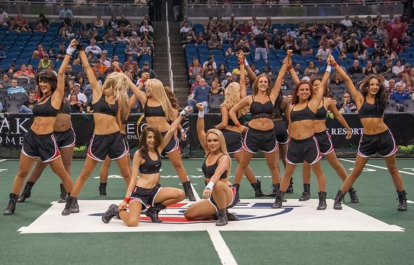 Orlando Predators Vs Tampa Storm Game 5-16-15 Part  1