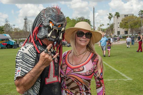 Orlando Predators Ticket Pickup Party 3-14-15