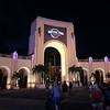 Leaving Universal Studios. Guy and I had big fun with the girls!