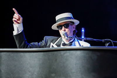 Elton John tribute concert Saturday Feb 8, 2020 held at Edgewter Preforming Arts Center, Orlando FL  (Photo/Mike Watters)