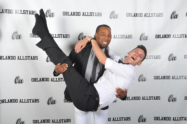 Orlando Allstars Black and White Ball 2013