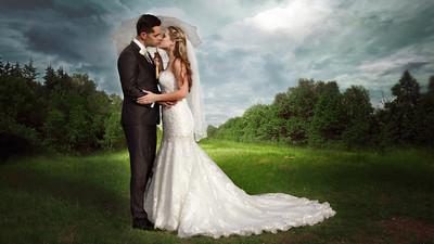 Tori & Luis Wedding