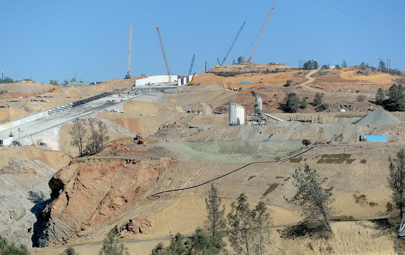 Oroville Dam Update