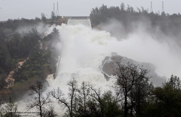 Oroville Updates Friday 2-17-2017