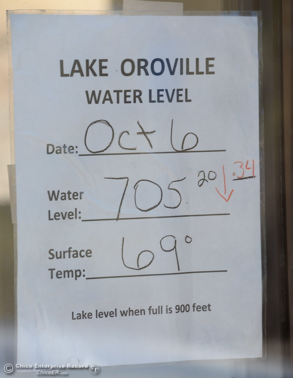 . in Oroville, Calif. Friday Oct. 6, 2017. (Bill Husa -- Enterprise-Record)