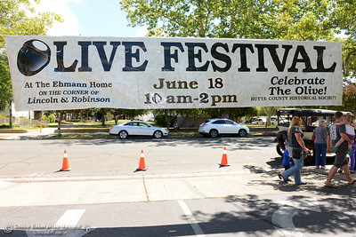 The Olive Festival on Saturday, June 18, 2016, at the Ehmann Home in Oroville, California. (Dan Reidel -- Enterprise-Record)