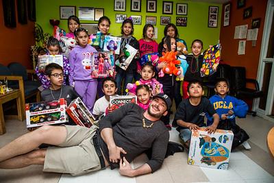 Orphanage Trip January 2016 (CHS)