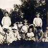Group of Children at the Lynchburg Female Orphan Asylum (03293)