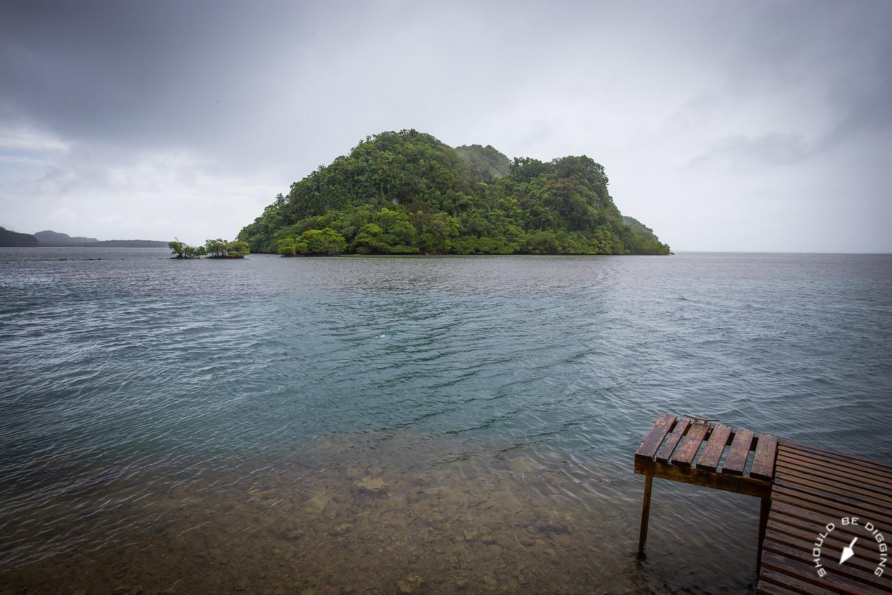The Island of Orrak