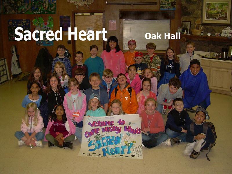 Sacred Heart Oak Hall