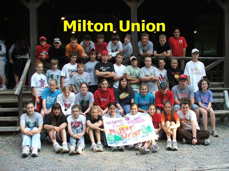 Milton Union