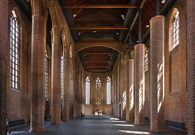 Brandenburg, Paulikloster. Inneres nach Osten