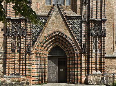 Brandenburg, St. Katharinen. Südportal