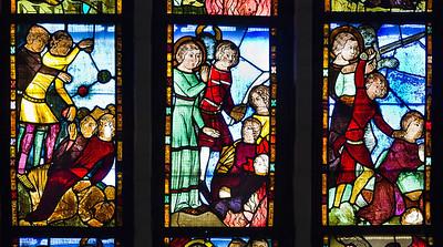 Antichristf. sII z7: Steinigung v. Priestern / Martyrium v. 3 Männern / Hinrichtung eines Gerechten