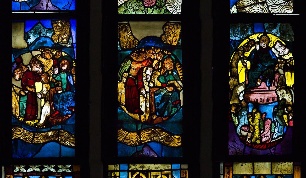 Schöpfungsf. nII z2: Erschaffung der Engel / Luzifers Aufstand / Luzifers Höllensturz