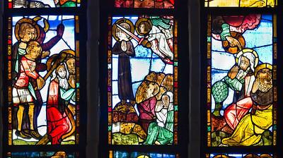 Antichristf. sII z11: Martyrium der Propheten / Tod des Antichrist / Auferweckung der Propheten