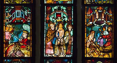 Christusf. I z4: Durchzug durch Schilfmeer / Taufe Jesu / Heilung des Naaman