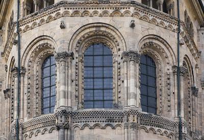 Bamberg. Dom: Ostchor, Detail