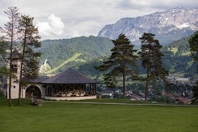 Kriegergedächniskapelle Garmisch