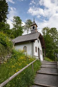 Gsteig-Kapelle Garmisch-Partenkirchen
