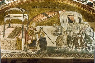 Istanbul, Chora-Kloster: Verlobung von Maria und Joseph (23)