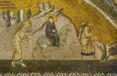 Istanbul, Chora-Kloster: Reise nach Bethlehem (27)