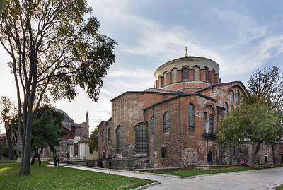 Istanbul, Hagia Eirene von Osten