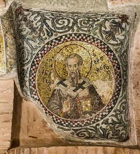 Istanbul, Pammakaristos: Kirchenvater Ignatius Theophorus