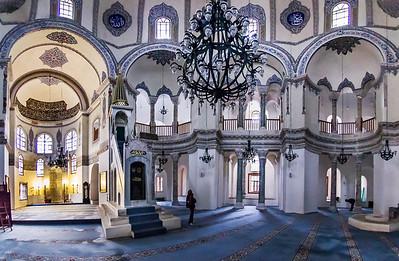 Istanbul, Sergios und Bakchos (Küçük Ayasofya Camii): Innenraum nach Südosten