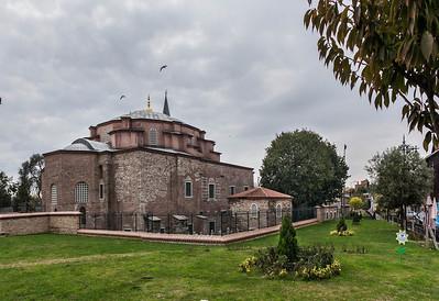Istanbul, Sergios und Bakchos (Küçük Ayasofya Camii) von Südwesten