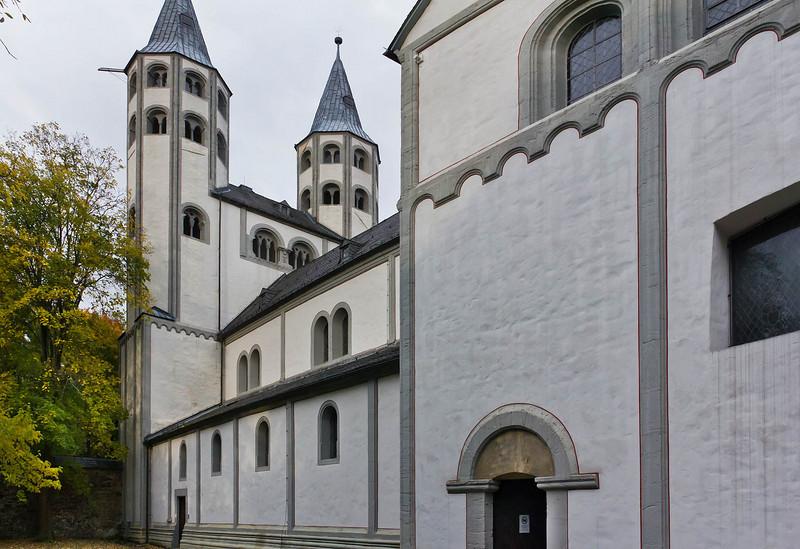 Goslar. Neuwerkkirche von Südost