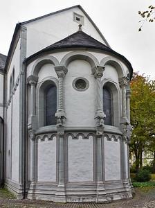 Goslar. Neuwerkkirche: Chor