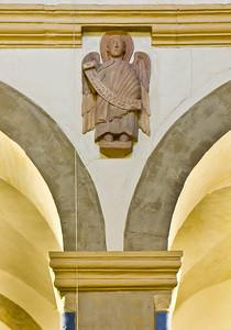 Goslar. Neuwerkkirche: Wilhelmusengel (A. 13. Jh.)