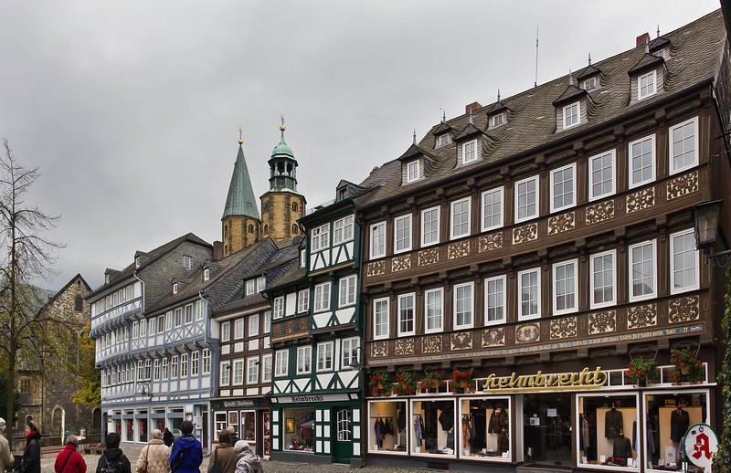 Goslar. Schuhhof