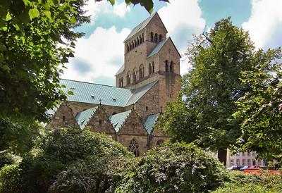 Hildesheim, Dom von Süden